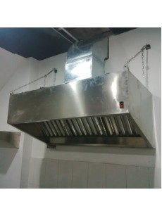 Grill Exhaust